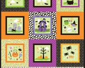 Trick or Treat Multi Panel by Doodlebug Designs, inc. for Riley Blake