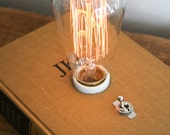 Hardback Book Lamp - New Industrial State