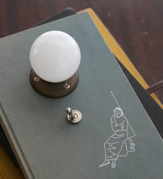 Hardback Book Lamp - Desk Light