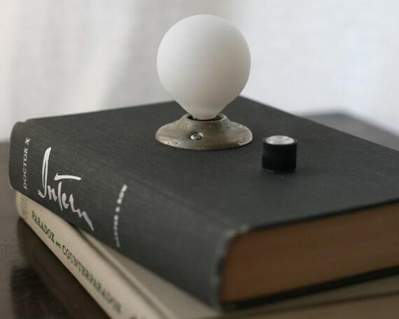 Hardback Book Lamp - Doctor X Intern