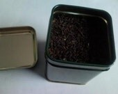 Reusable Tin filled with Your Choice of Organic Loose Leaf Tea