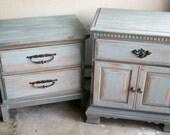 bedside dressers