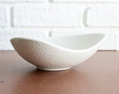 Mid Century Modern Pottery Bowl
