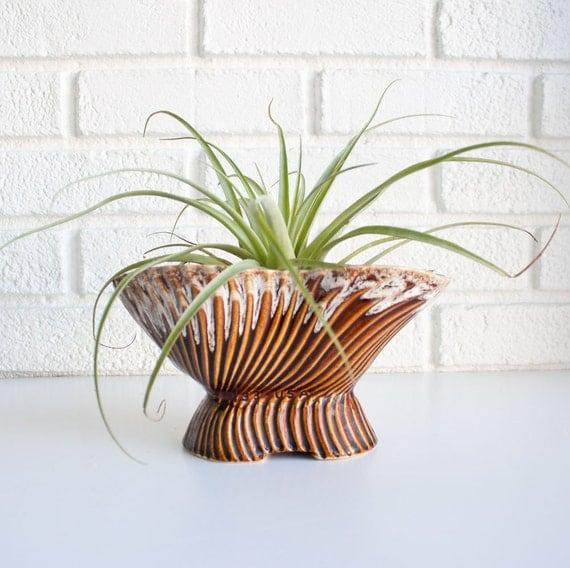 Mid Century Pottery Planter