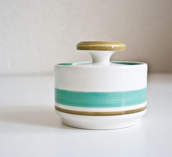 Mid Century Modern Sugar Bowl