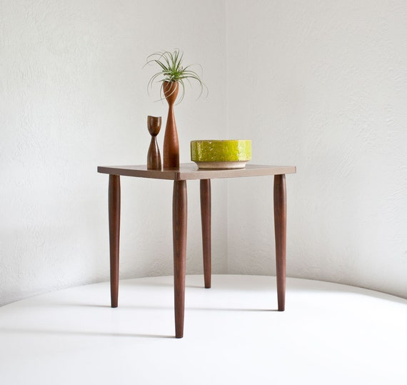 RESERVED-Mid Century Modern Side Tables
