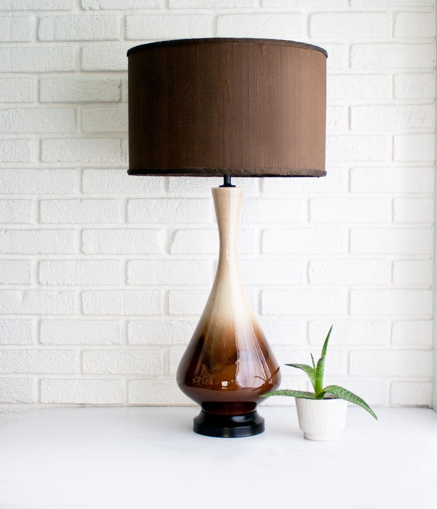 mid century modern lamps. Black Bedroom Furniture Sets. Home Design Ideas