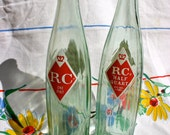 RC Cola Glass Bottles