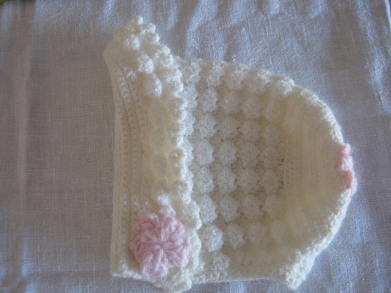 Vintage Crochet Infant/Children's Hat