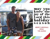 Custom Holiday Card 2010 - Digital Design