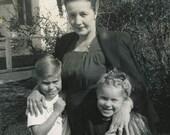 She is a Brat Original Vintage Photo 36
