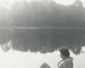Lakeside 1960s Original Vintage Photo 408