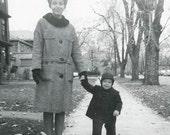 Sally and Sam 1963 Original Vintage Photo 564