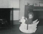 Kids Best Friend Original Vintage Photo 689