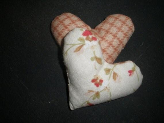 Warm Hearts Warm Hands -  Flax Seed Handwarmers