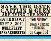 Save the Date- Movie Inspired