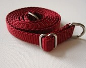 Ruby Red Shoulder Strap Add-On for your RockitBot Wallet