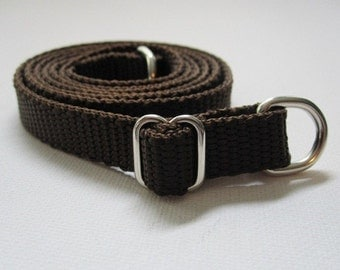 Dark Chocolate Shoulder Strap Add-On for your RockitBot Wallet