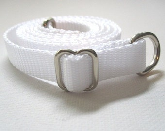 Cloud White Shoulder Strap Add-On for your RockitBot Wallet