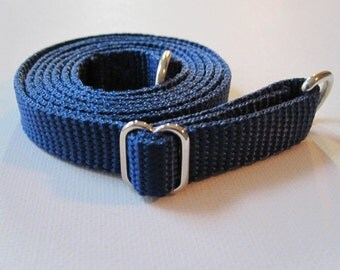 Navy Blue Shoulder Strap Add-On for your RockitBot Wallet
