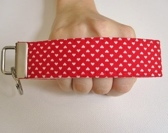 Key Fob Wristlet- Sweetheart