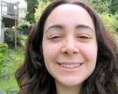 Applejack Eyelash Jewelry - my little pony friendship is magic false lashes