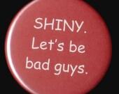 SHINY Serenity Button