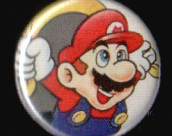 It's A Mario 1.25 Button