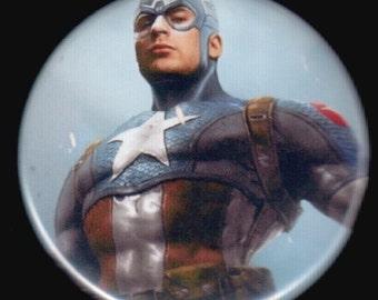 The First Avenger Button