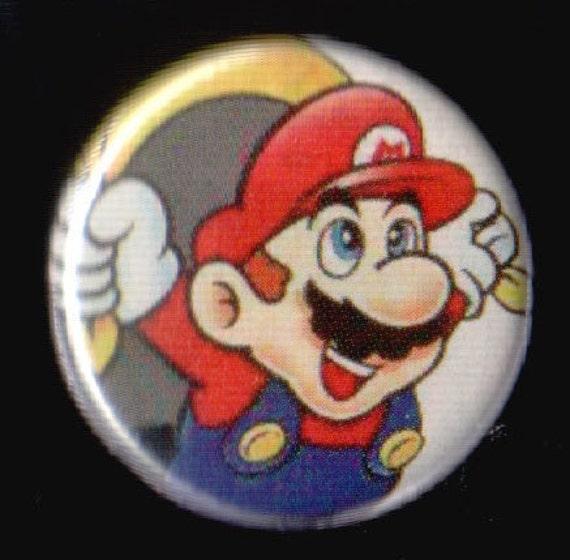 It's A Mario 1.25 Button