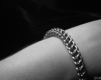 Full Persian Chain Mail Bracelet