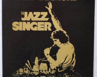 "Neil Diamond ""The Jazz Singer"" Vinyl Soundtrack (1980) LP - Very Good Condition"