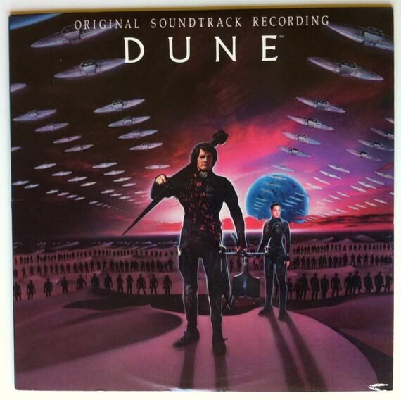 Very Rare Dune Vinyl Soundtrack Excellent