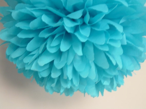 Tissue paper poms, Wedding decorations, Baby shower, Baby shower, tissuale paper flowers,Brid party, Party decorations, Set of 12