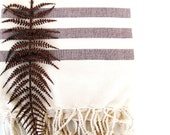 NATURAL Cotton ,Eco Friendly Linen PESHTEMAL,High Quality Hand Woven Turkish Cotton Bath,Beach,Spa,Yoga,Pool Towel