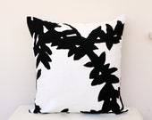 Naturel %100 Cotton ORGANIC,Handmade Ecofriendly Lovely Pillow Cover 16'' x 16''