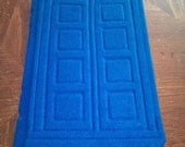 Hello Sweetie. River Song's Tardis Nook Cover/Nook Color/ Kindle Touch/ Kindle Fire