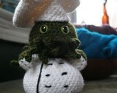 Commission a Tiny ChefThulhu