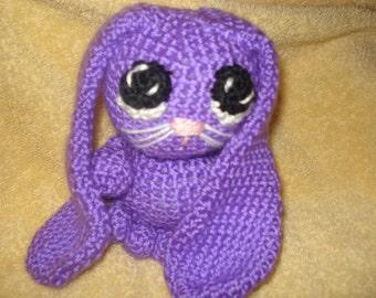 Gotta Love Me Bunny Rabbit crochet bunny ANY color you want