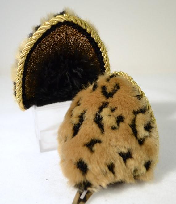 Cheetah / Leopard Cat Ears
