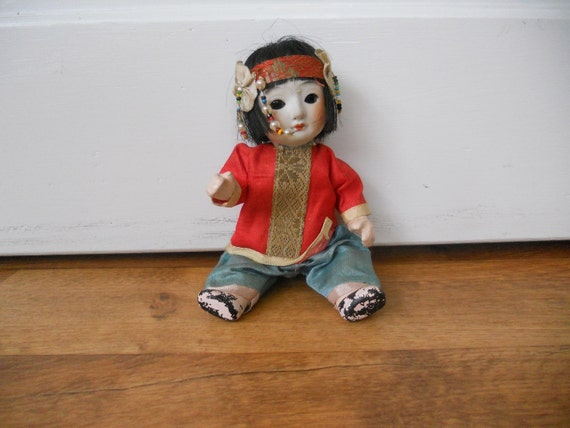 1920s  Doll