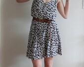 Daisy Grunge Dress