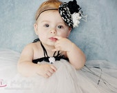 Reserved for Soung Woon Kang--Custom Tutu Dress-Flower Girl-Pageants-Portraits----Many Colors to Choose From