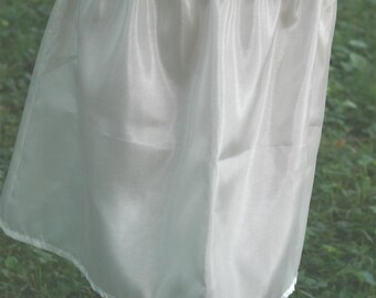Color Coordinating Half SLIPS------PERFECT For Under TUTUS Size 2-6------Larger Sizes Available