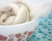 Condensed Milk - 1oz Wool Fiber
