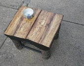 Split - Log Coffee Table