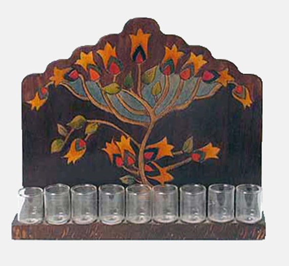 Oil Chanukah Menorah Special Offer