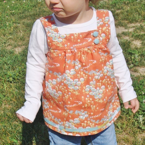 The Amelia Top- PDF Pattern, sizes 6M-5T, mamastellato