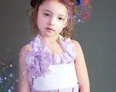 The Constellations: Custom Birthday or Flower Girl Top