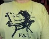 Vintage Lithography Printing Press T-Shirt